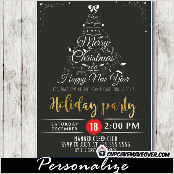 Christmas Party Invite Samples Pin On Juliet