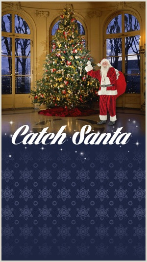 Catch Santa Claus in my house for Christmas on the App Store