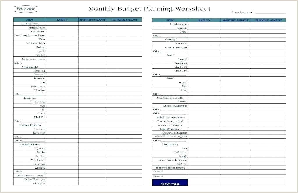 Church Income and Expense Statement Template In E Expense Template