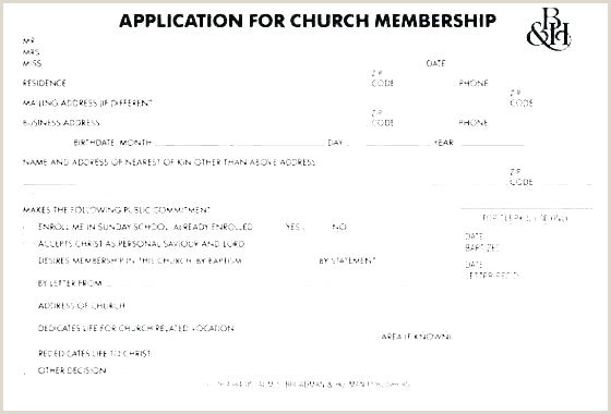 Church Member Information form Template Membership Renewal Letter Sample Line Registration form