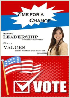 13 Best Free Political Campaign Flyer Templates images