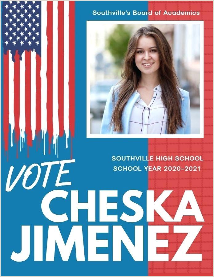 campaign flyers template – danieljamessmith