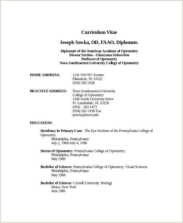 Clerical Job Resume