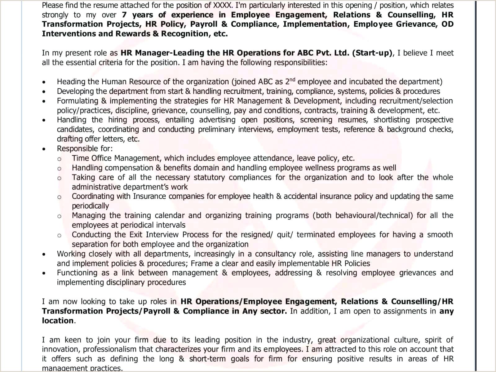 resume Responsibilities Waitress For Resume