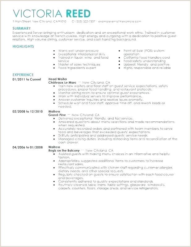 Cocktail Waitress Job Description Waitress Resume Objective – Cocinacolibri