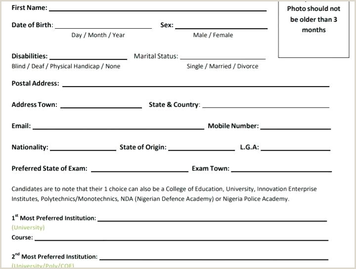 Contest Entry Luxury Job Application Word University Form