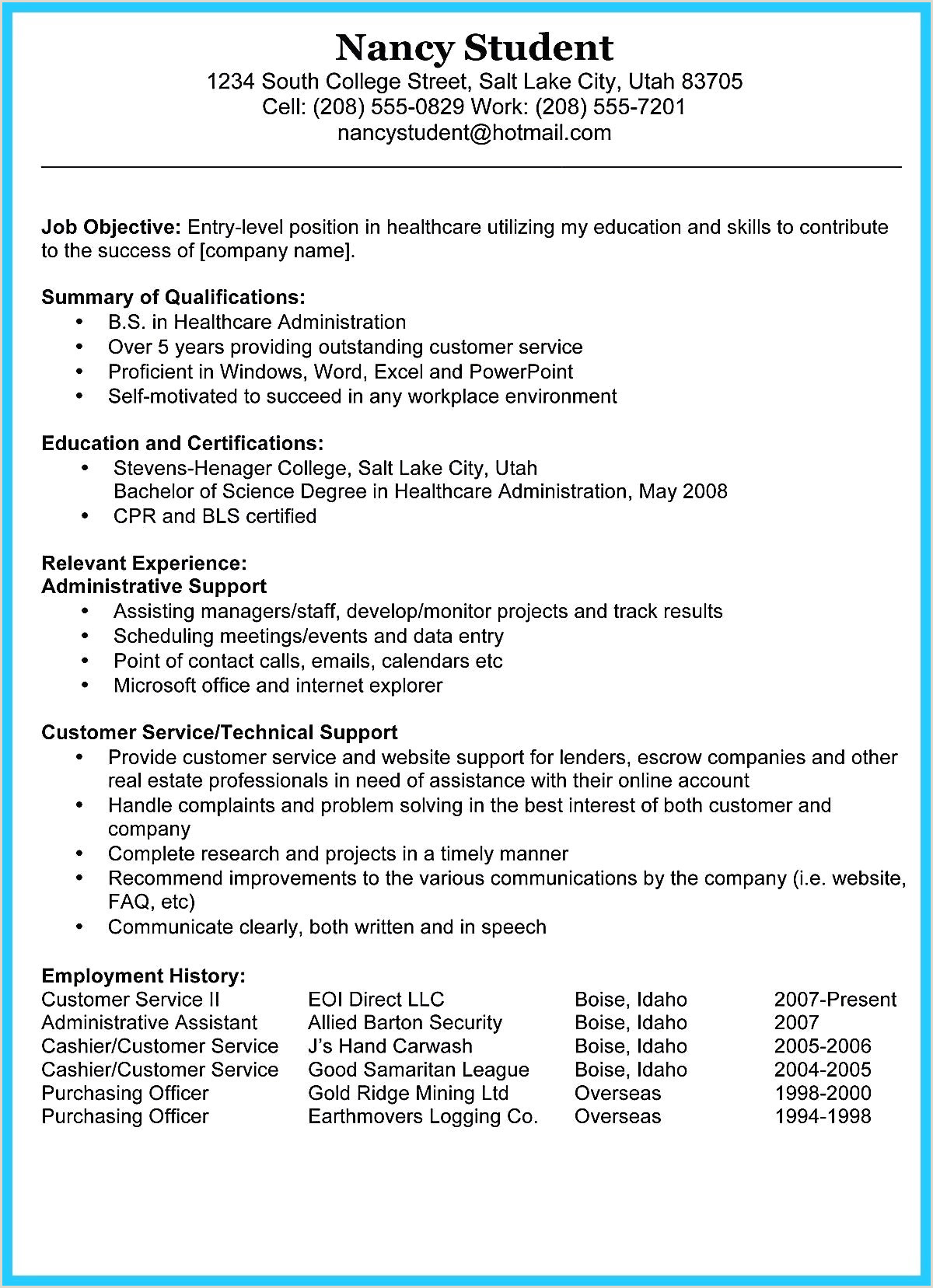 College Degree Template Free Resume Template for Experienced Teacher New Sample Resume