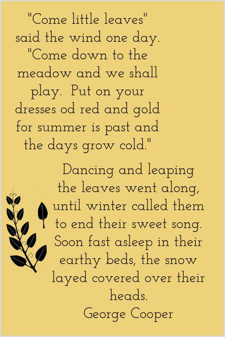 Poem Template
