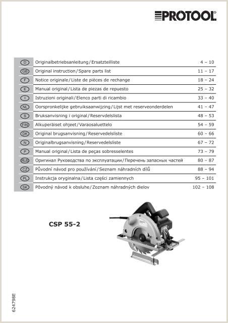 CSP 55 2 Protool GmbH