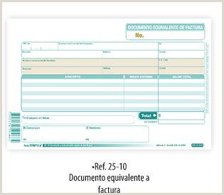 Su Factura Formatos de factura formas minerva