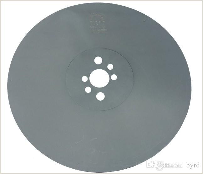 discos de corte de la hoja de sierra circular HSS rueda 300 1 6