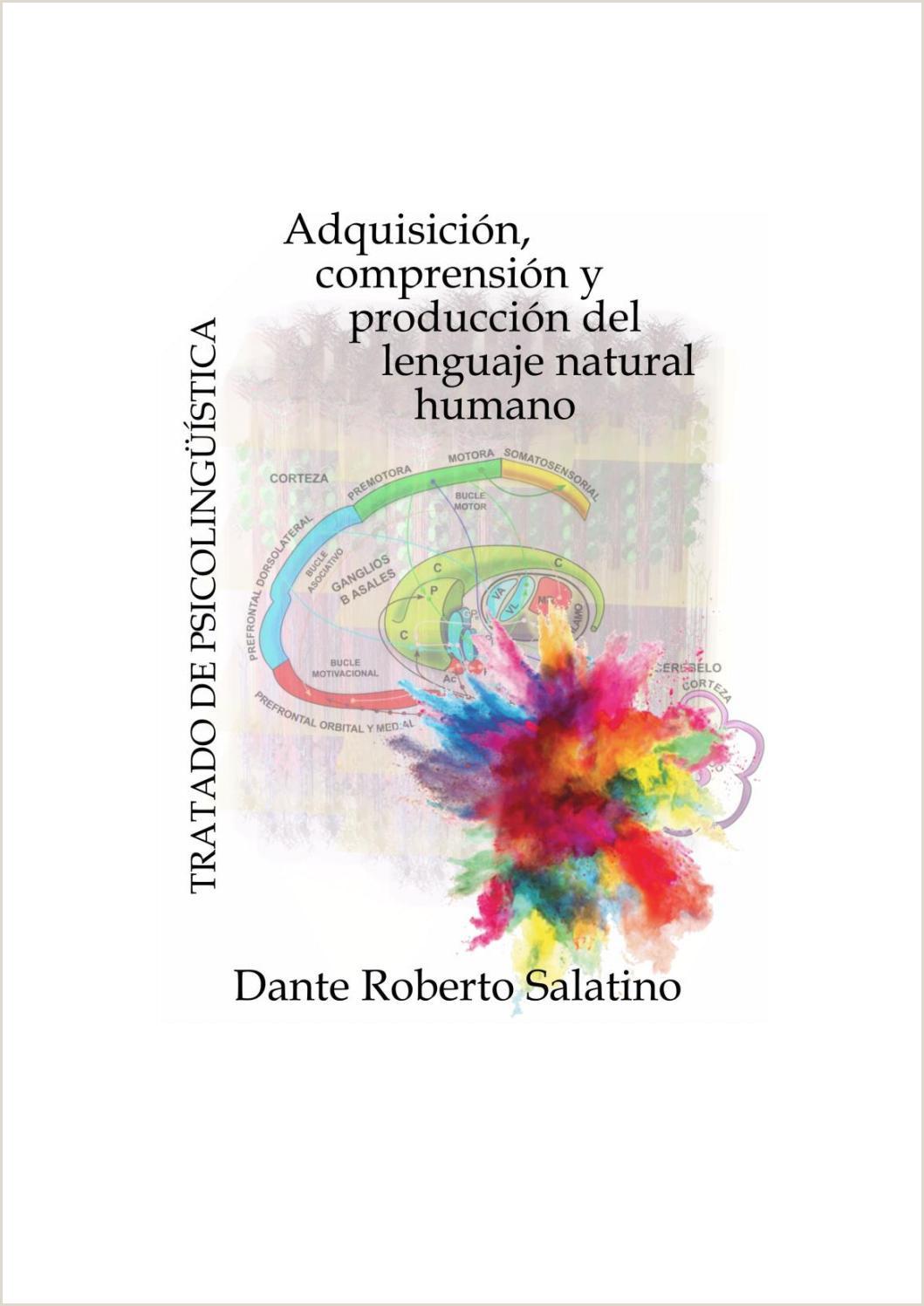 Como Hacer Hacer Una Hoja De Vida Tratado De Psicolingüstica by Dante Salatino issuu
