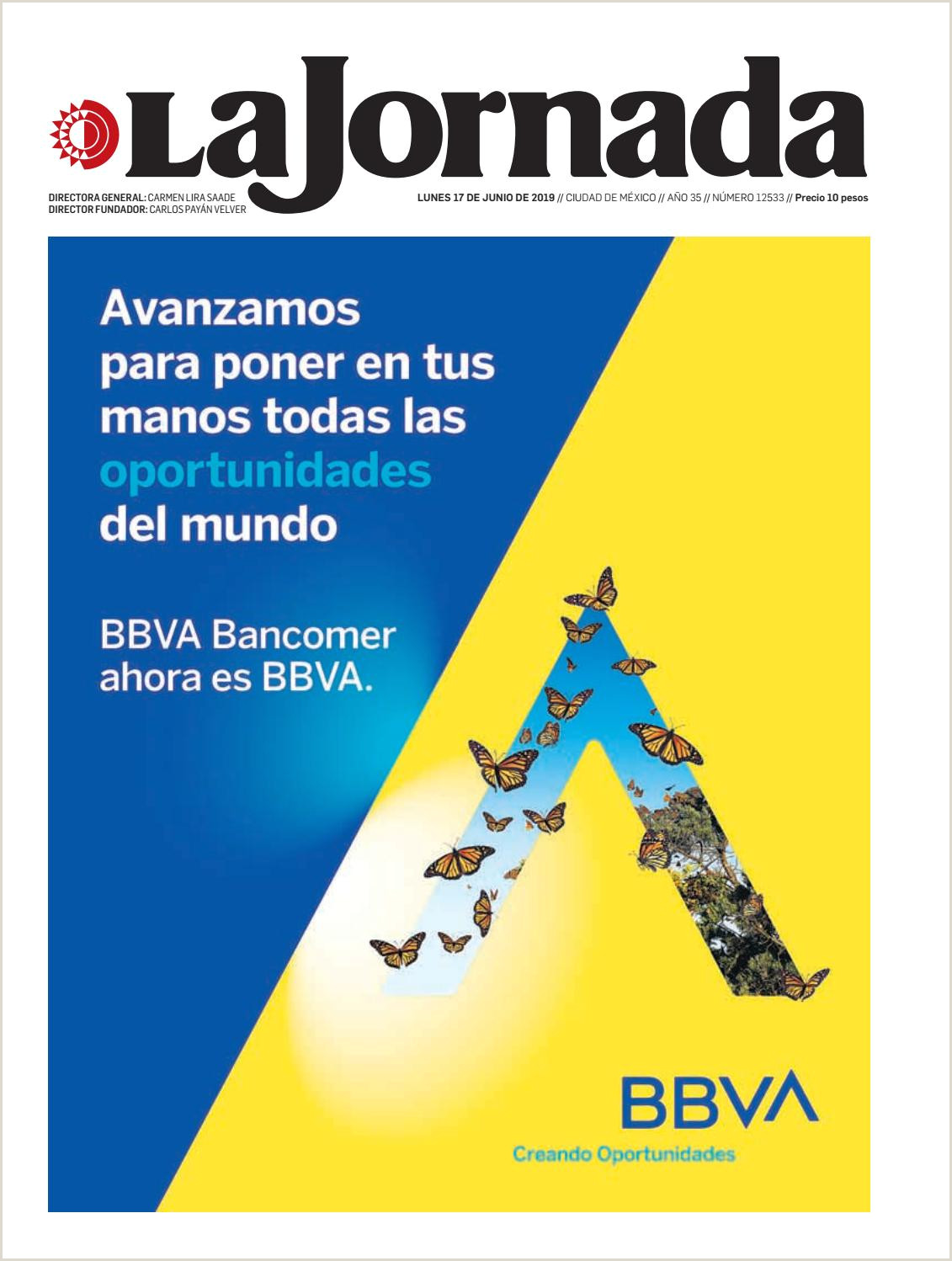 La Jornada 06 17 2019 by La Jornada issuu