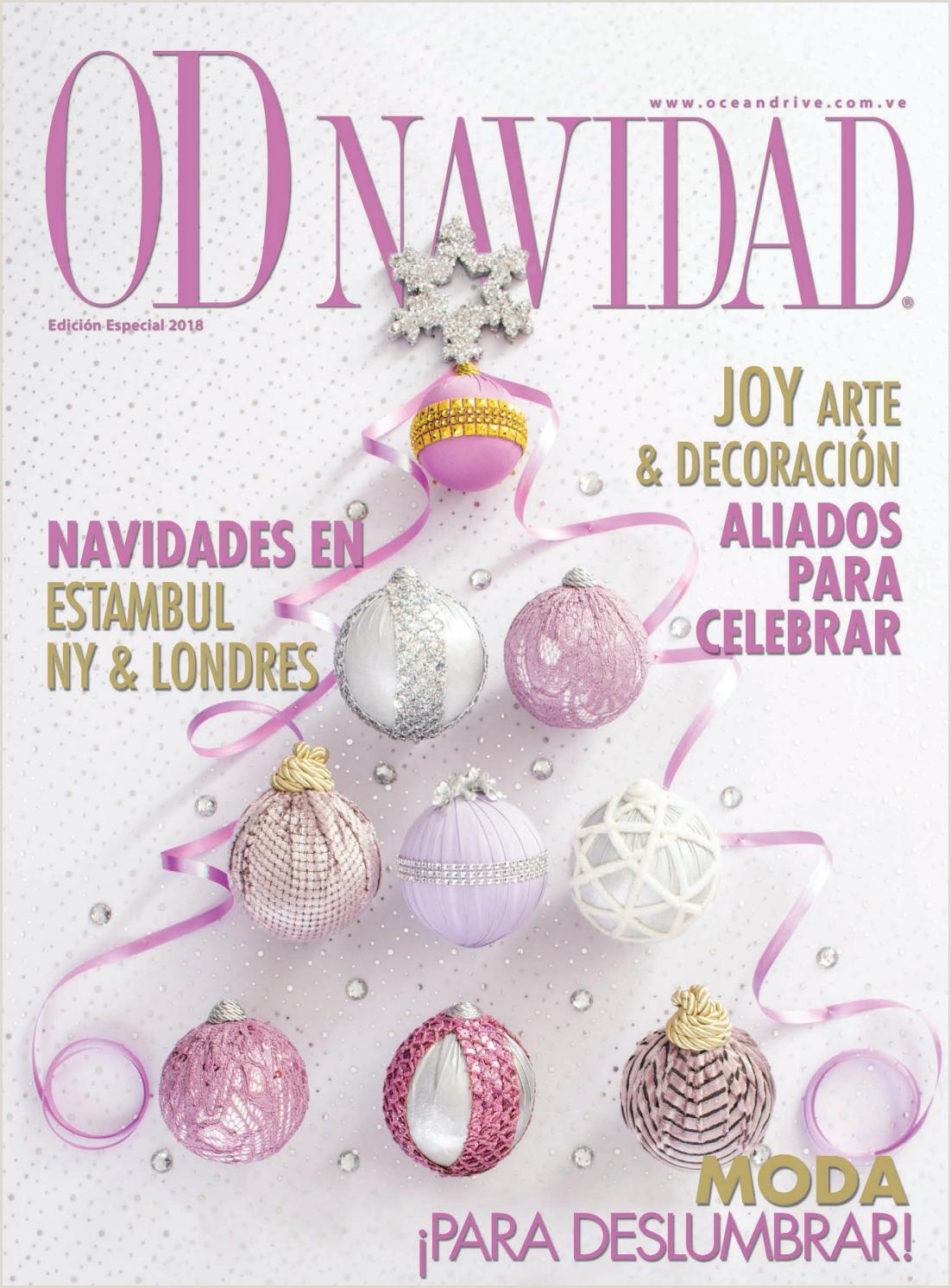 OD Navidad 2018 by Grupo Editorial Shop In 98 C A issuu