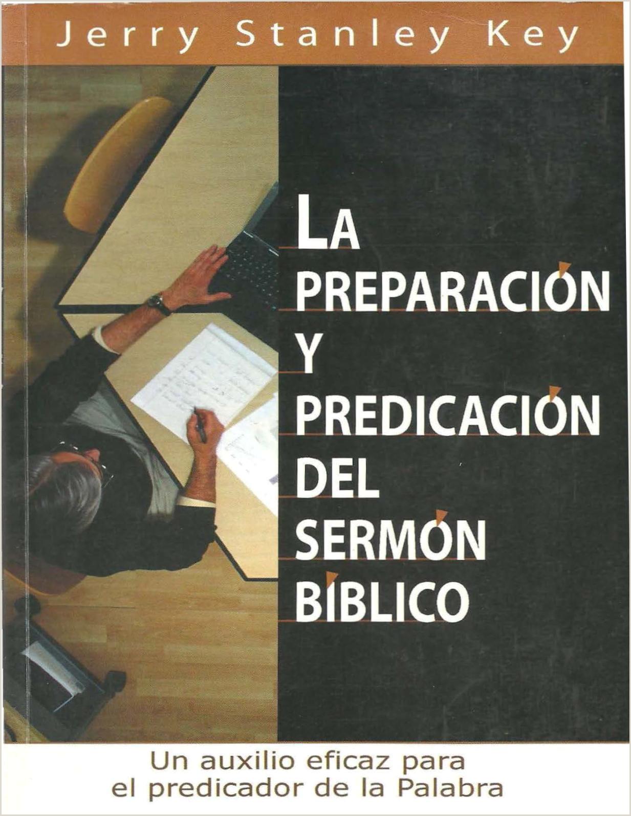 Como Hacer Una Hoja De Vida Audiovisual Calaméo La Preparaci³n Y Predicaci³n Del Serm³n Bblico