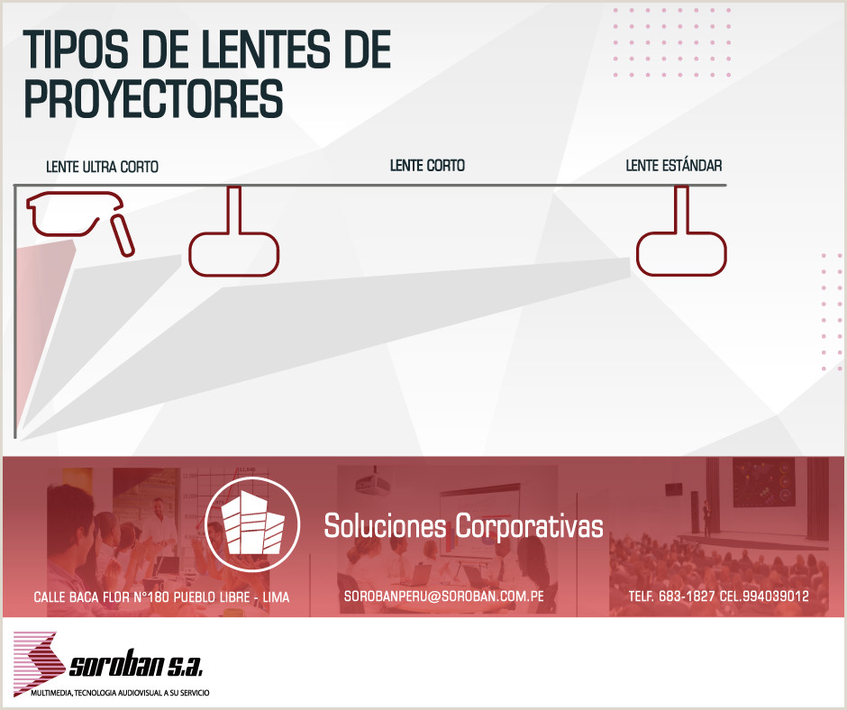 Soroban Audiovisual – Soluciones Corporativas