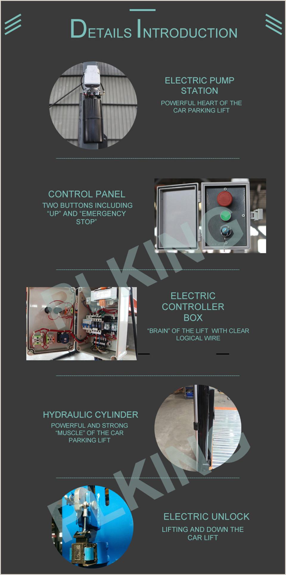 Cilindro hidráulico de elevaci³n de 4 postes