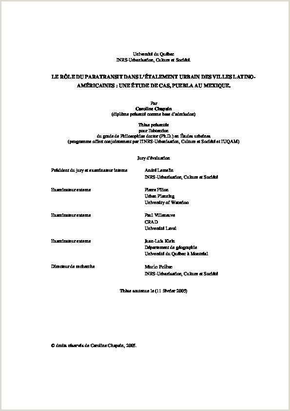 PDF Le R´le Du Paratransit Dans L étalement Urbain Des