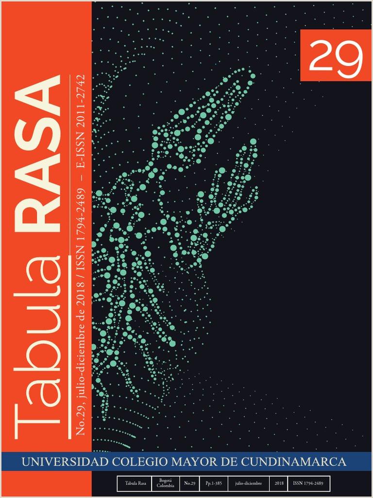DOSSIER Pensar lo colonial Tabula Rasa N pdf
