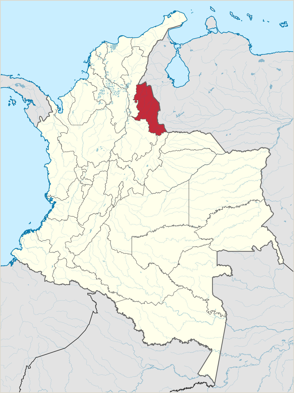 Norte de Santander la enciclopedia libre