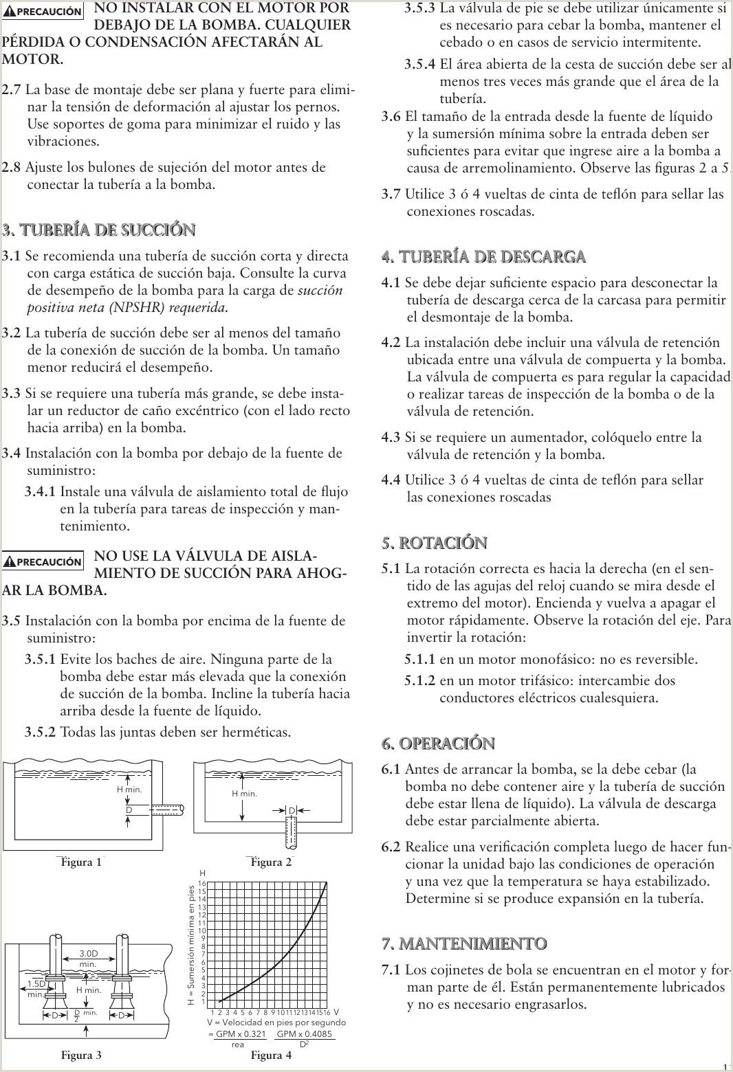 2 Goulds LB Booster Pump Installation Manual