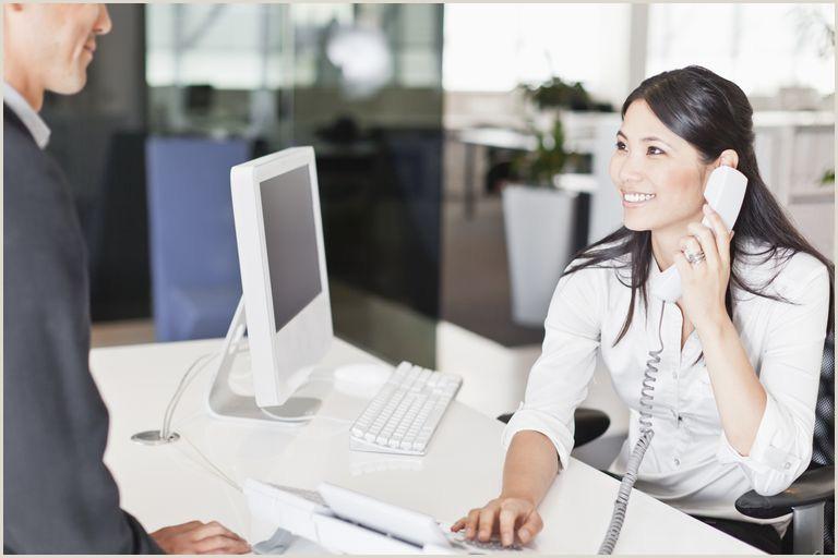 Modelo de currculum para una secretaria