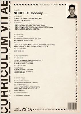 FOLCanarias Modelos CV