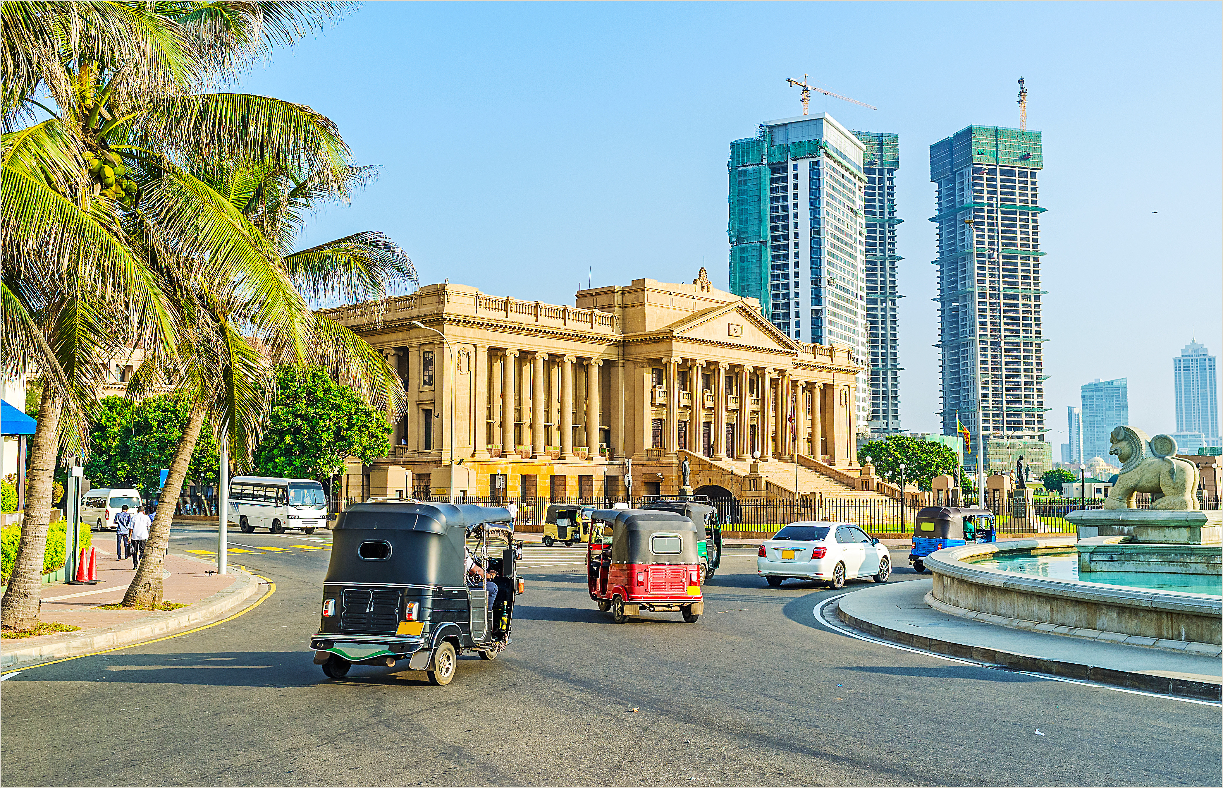Sri Lanka Lo mejor de Sri Lanka