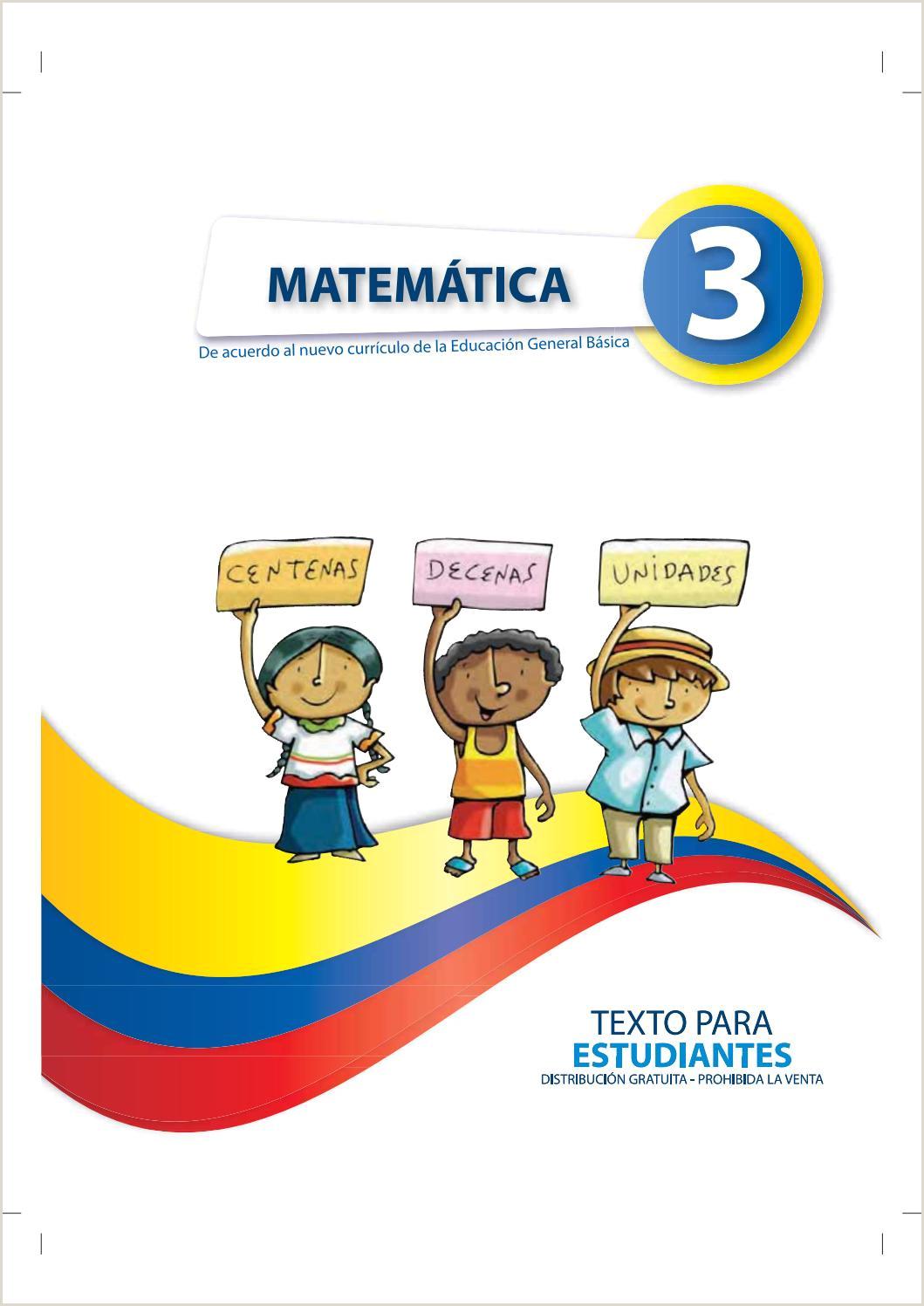 3⁰ Matemática by Kiara Endara issuu