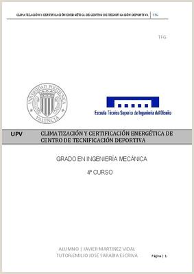 UPV GRADO EN INGENIERA MECNICA 4º CURSO