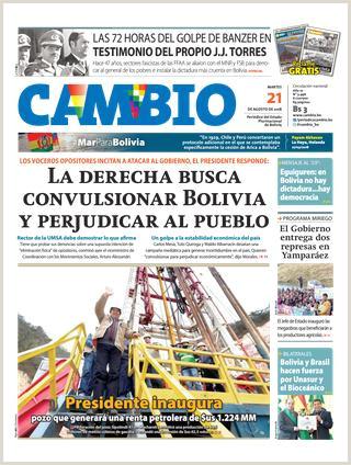 Edicion Impresa 21 08 18 by Cambio Peri³dico del Estado