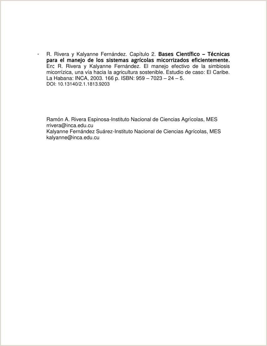 """PDF """"El manejo efectivo de la simbiosis micorrzica una"""