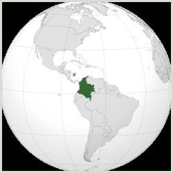 Como Hacer Una Hoja De Vida En Colombia Colombia La Enciclopedia Libre