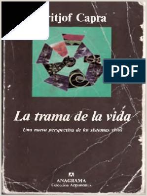 Capra Fritjof La trama de la vida pdf Aparici³n