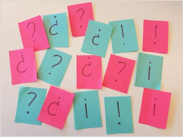 Por qué el espa±ol es el ºnico idioma que utiliza signos de