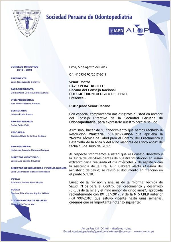 COP entreg³ propuesta a MINSA a fin de que los cirujanos