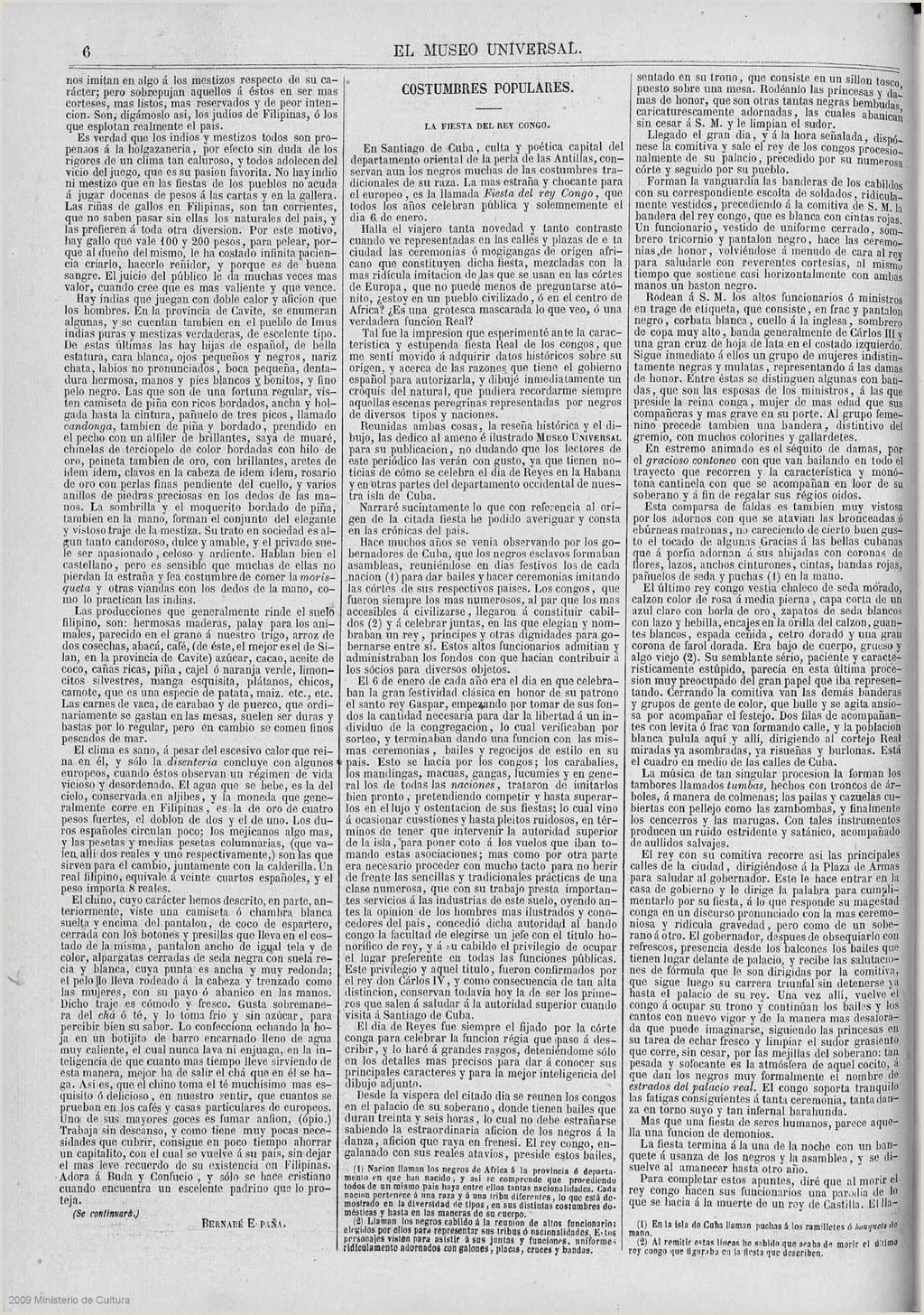 Página El museo universal enero 1 1868 pdf 10 Wikisource