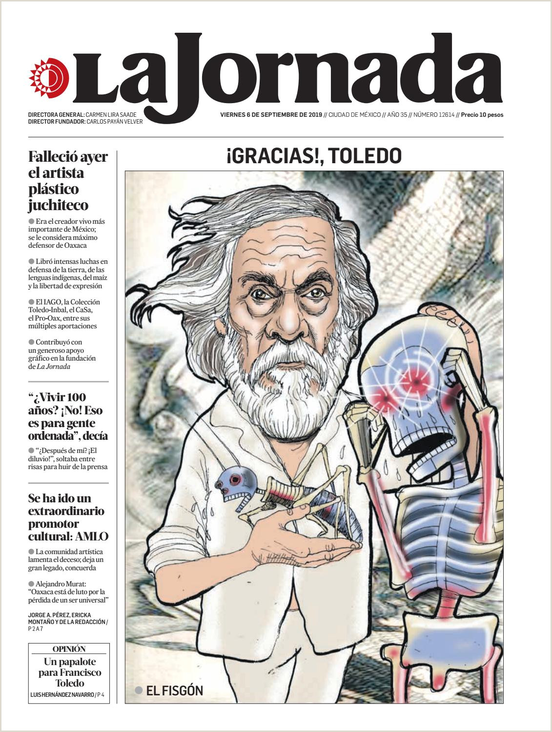 La Jornada 09 06 2019 by La Jornada issuu