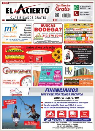 Pereira 727 3 de marzo 2017 by El Acierto issuu