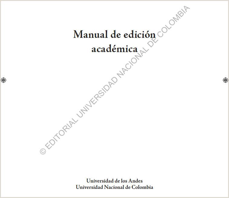 © EDITORIAL UNIVERSIDAD NACIONAL DE COLOMBIA