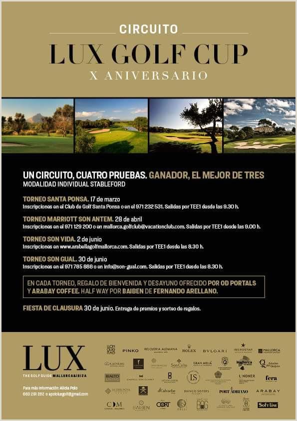 Como Hacer Una Hoja De Vida Ganadora Recent Archives Golf son Gual Mallorca