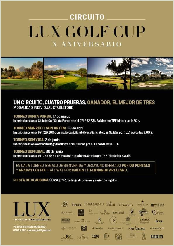 recent Archives Golf Son Gual Mallorca