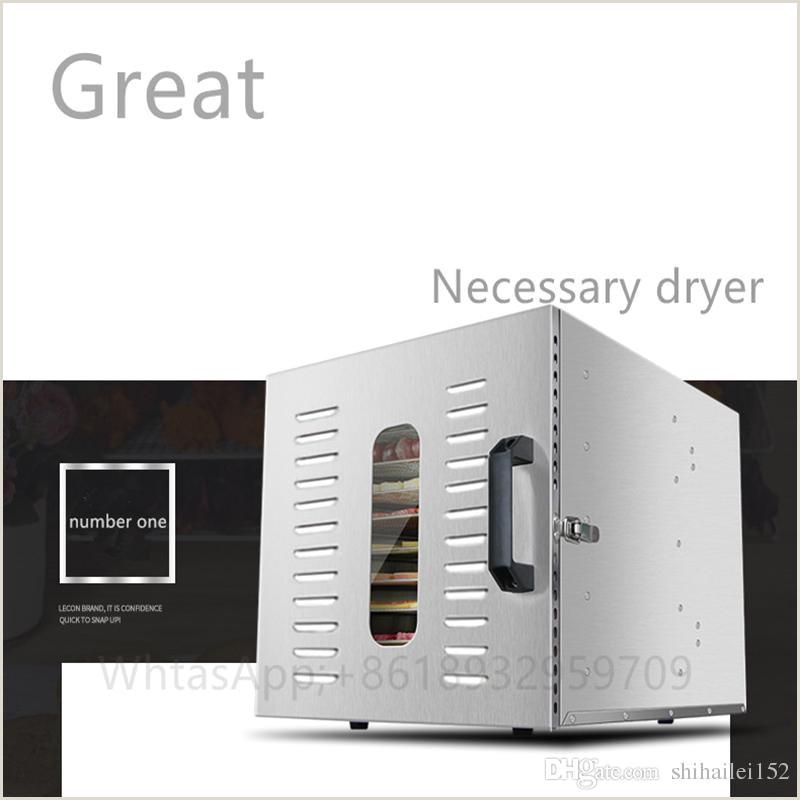 Envo Gratis 2018 Nueva Máquina de Alimentos Deshidratadora de Frutas Secadora de Verduras Niutou Deshidratadora Snack Food Making Machine