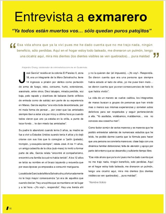 Como Hacer Una Hoja De Vida Guatemala Criminologa 1erngreso Internacional En Perfilaci³n