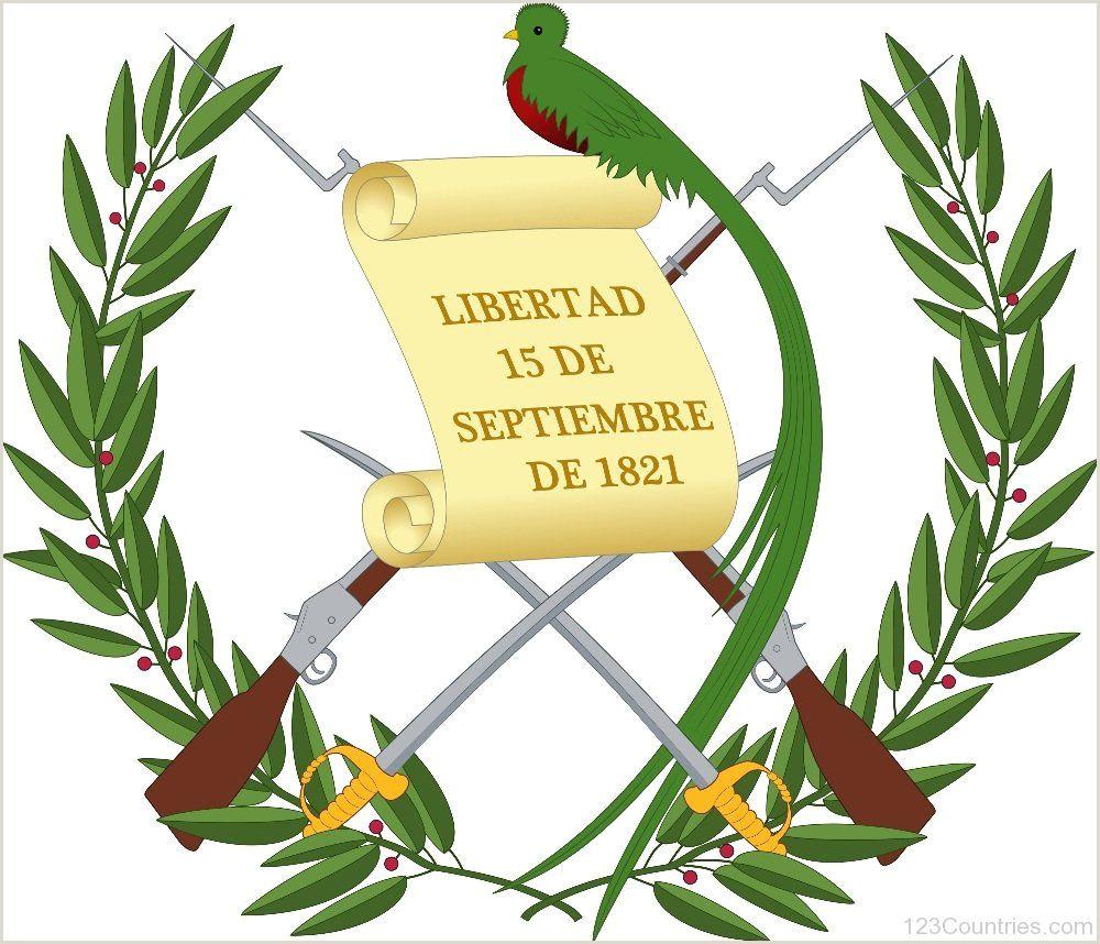 Emblema de Guatemala Emblem of Guatemala