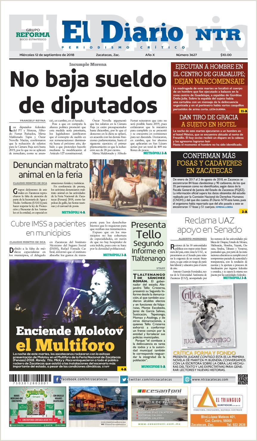 Diario NTR by NTR Medios de unicaci³n issuu
