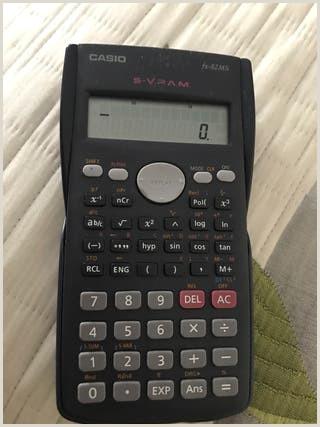 Calculadora casio de segunda mano en la provincia de Granada