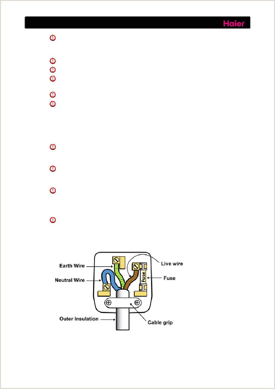 Gebrauchsinformation Datenblatt zu Haier C3FE 835CGJE