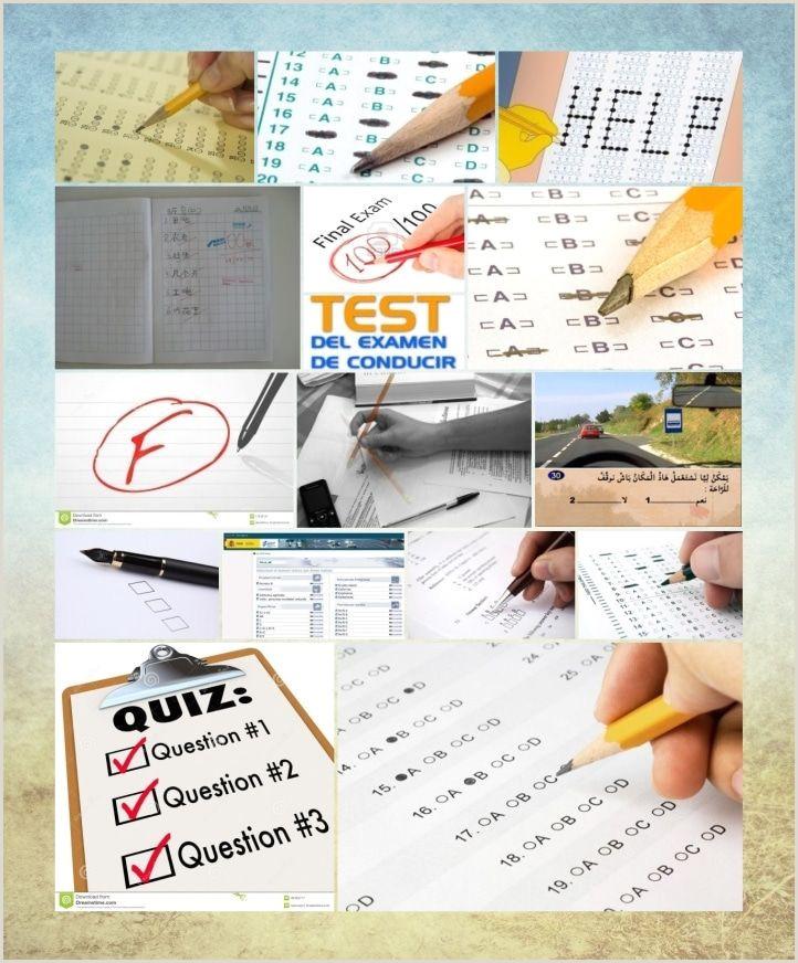 ✍️ Test y exámenes de la DGT Informaci³n [ACTUALIZADO