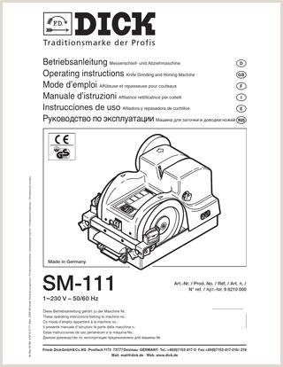 Como Hacer Una Hoja De Vida Para Servicios Generales Manual Afiladora Sm 111 Dick by Food Technology Sa issuu